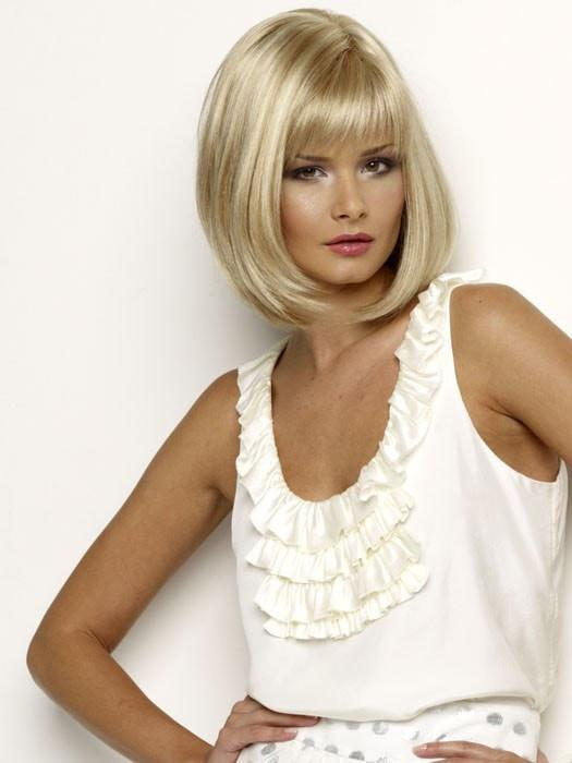 A timeless classic bob cut pageboy style suitable for many ages and facial shapes
