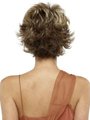 Envy Victoria : Back View | Color TOASTED SESAME