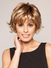 FREE SPIRIT by Raquel Welch in SS14/25 SHADED HONEY GINGER | Dark Blonde Evenly Blended with Medium Golden Blonde Highlights and Dark Roots