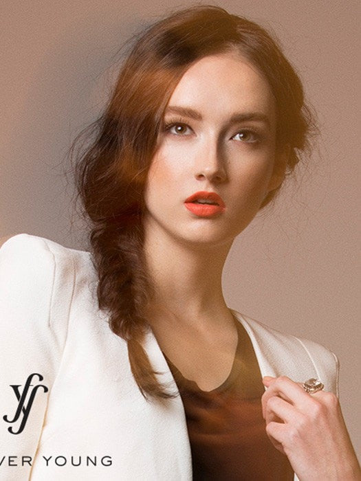 The Philo Side Braid by Forever Young | Color: Cappuccino