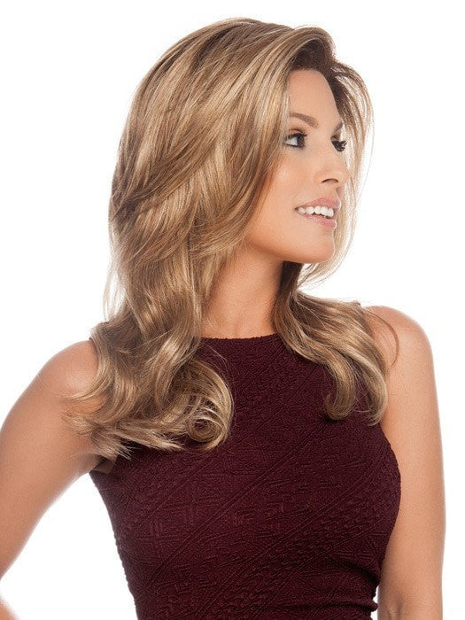 GLITTERATI WIG by Raquel Welch R14/25 HONEY GINGER | Dark Blonde Evenly Blended with Ginger Blonde