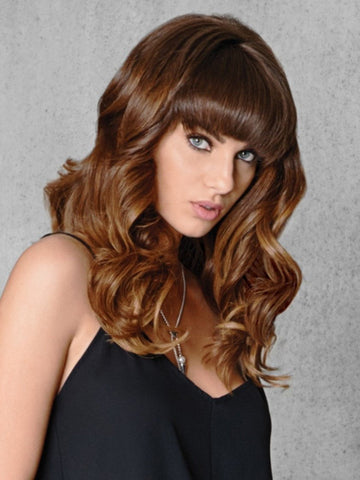 "R3HH = Dark Brown | HAIRDO 16"" 5 PIECE 100% REMY HUMAN HAIR EXTENSION KIT"