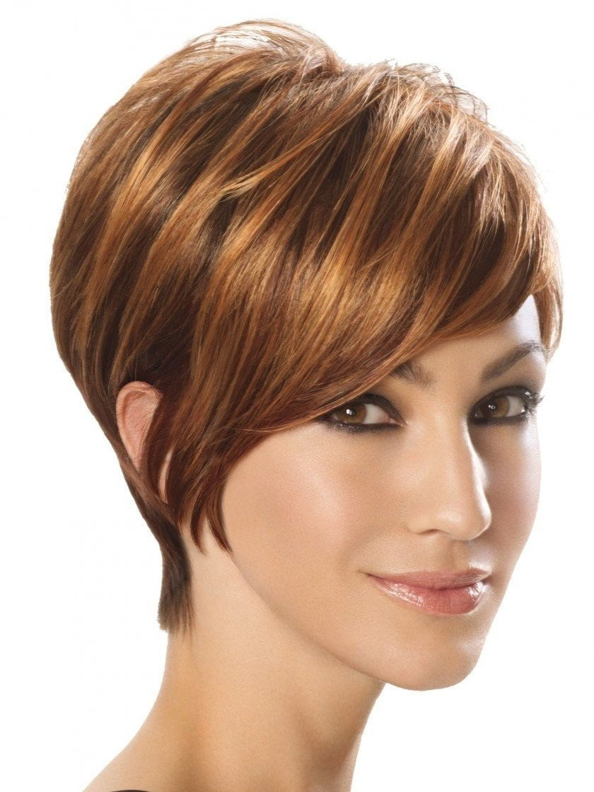 Angled Cut by Hairdo | Color R3329S+