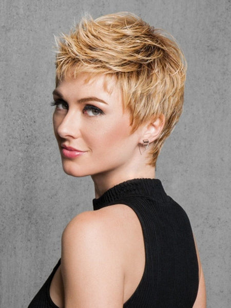 pixie haircut wig textured cut by hairdo pixie wigs the wig 4270