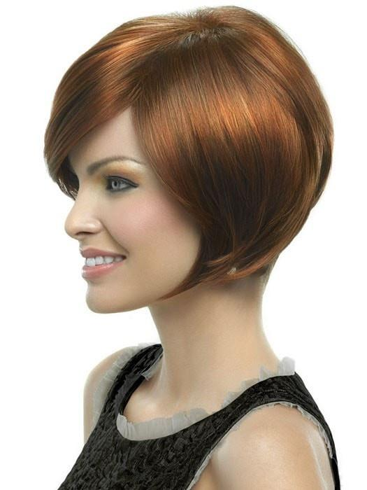 Layered Bob | HF Synthetic Wig (Basic Cap)