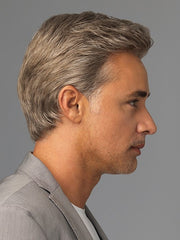 Silicone-Lined Ear Tabs and Extended Nape- Anti-slip to keep the wig securely in place | Color: M51S