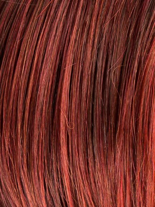 HOT CHILI MIX 133.132.33 | Dark Copper Red, Dark Auburn, and Darkest Brown blend