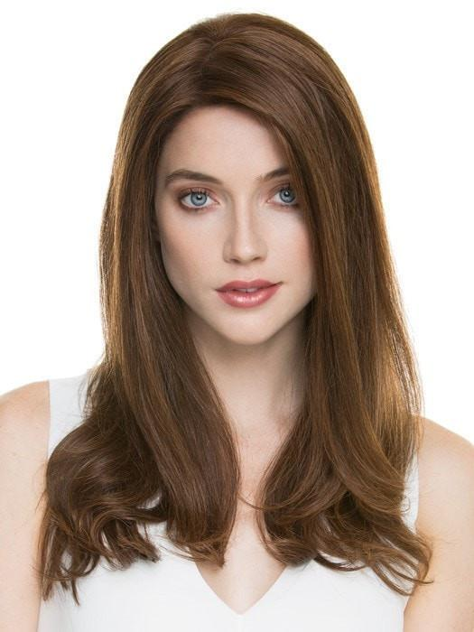 OBSESSION by Ellen Wille  in CHOCOLATE MIX | Medium to Dark Brown Base with Light Reddish Brown Highlights