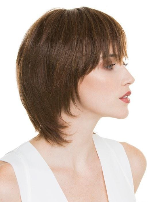 BRILLIANCE by Ellen Wille in CHOCOLATE MIX | Medium to Dark Brown Base with Light Reddish Brown Highlights