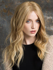 OBSESSION by Ellen Wille in NATURE BLONDE MIX | Medium Golden Blonde, Medium Honey Blonde, and Light Butterscotch Blend