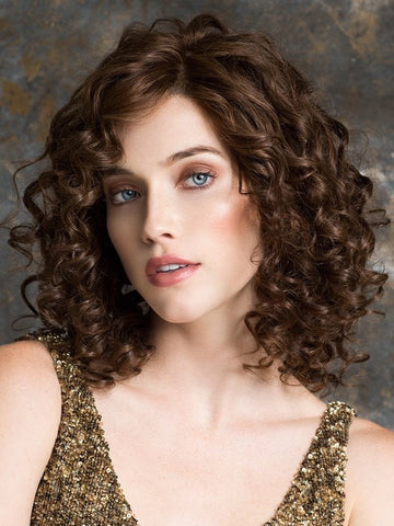SOUL by Ellen Wille in CHOCOLATE MIX | Medium to Dark Brown Base with Light Reddish Brown Highlights