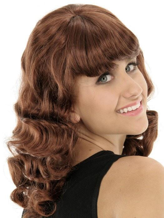 Pin-Up | Synthetic Wig (Basic Cap)