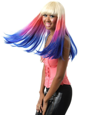 Party Girl Candy-Stripe by Jon Renau (Wigs.com exclusive photo)