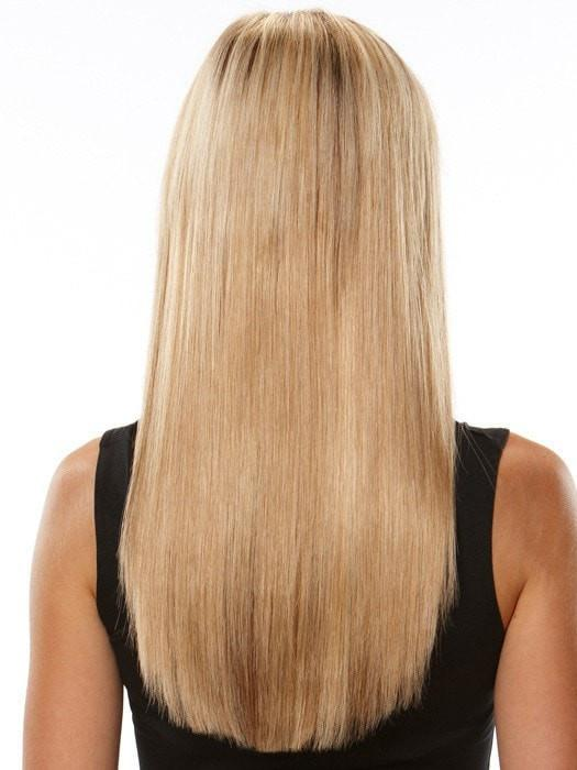 "16"" easiXtend Elite Remy Human Hair Extensions (8 Pieces) 