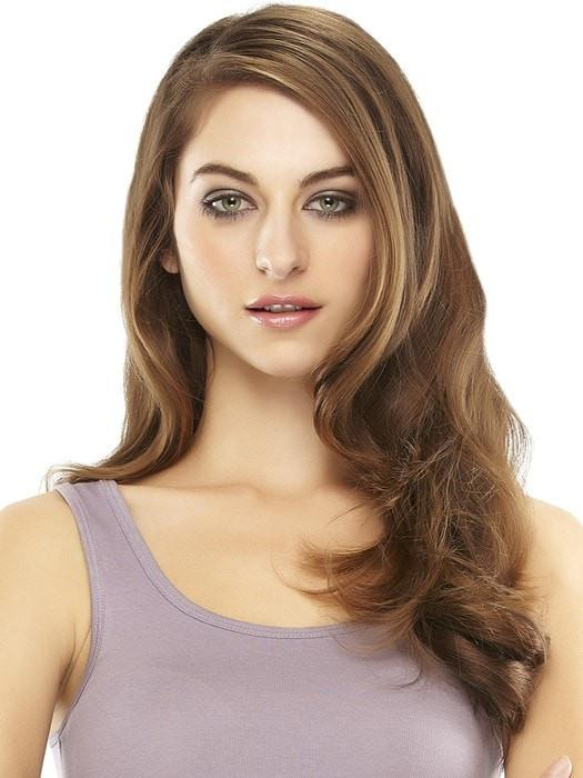 "18"" easiVolume Remy Human Hair Clip In Extension (1pc)"