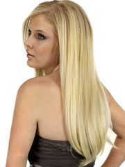 "16"" Straight easiXtend (HD) Clip In Hair Extensions 