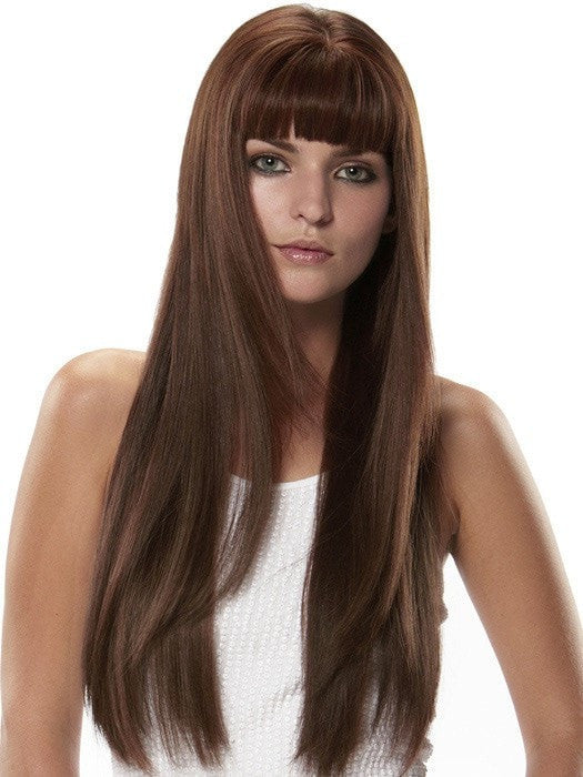 easiBangs Human Hair Clip In Bangs (1pc) | DISCONTINUED