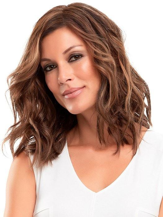 "EASIPART HD 12"" by easihair in FS6/30/27 TOFFEE TRUFFLE 
