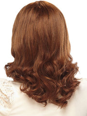 Color 8/30 Cocoa Twist  (Med Brown & Golden Red Blend)