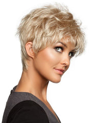 Color: 27T613F | Toasted Marshmallow (Strawberry Blonde & Warm Platinum Blonde Blended & Tipped)