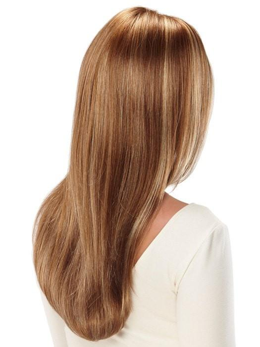 FS26/31 CARAMEL SYRUP | Medium Red Gold Brown and Light Gold Blonde Blend with Light Gold Blonde Bold Highlights
