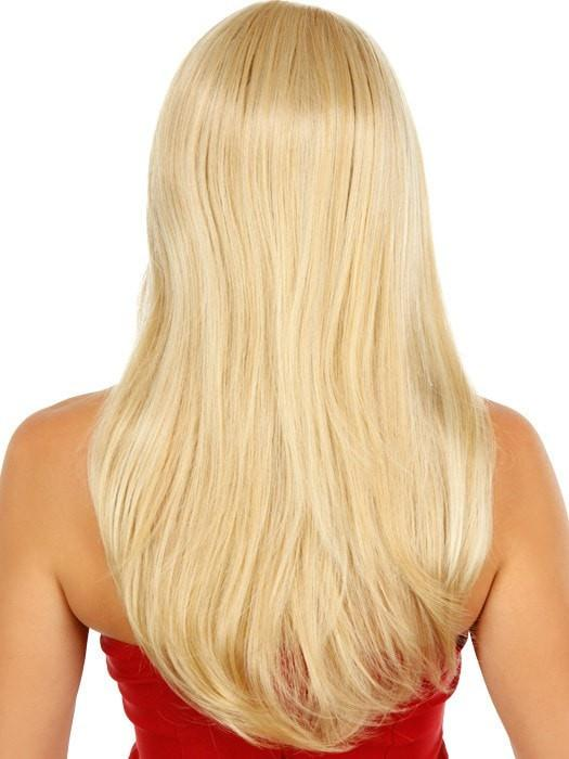 FS613/24B HONEY SYRUP | Honey Blonde with Warm Platinum Blonde Highlights