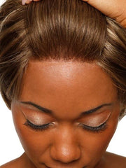 Smart Lace Front | Virtually undetectable sheer lace front that gives you the option of off-the-face styling