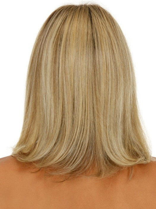 Flame | HF Synthetic Wig (Mono Top)  DISCONTINUED