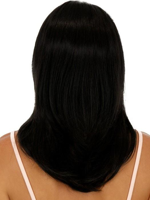 Tapered ends with a rounded perimeter | Color: 1B