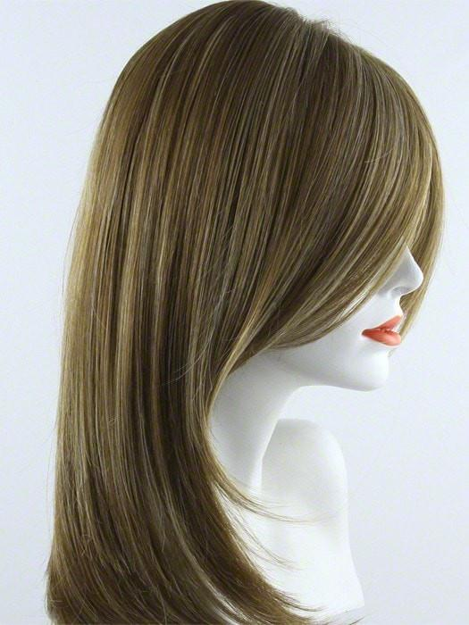 FS26/31 - Caramel Syrup  - Amber Red w/ Caramel Blonde Highlights