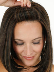 The SmartLace™ cap construction creates a perfectly natural hairline