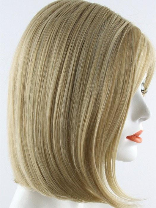 24B22  | Medium Gold Blonde and Pale Natural Blonde Blend