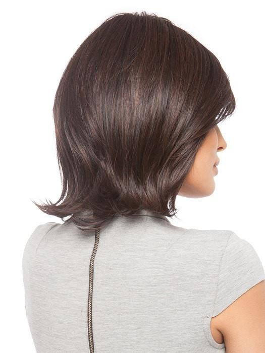 Wear it as it out of the box, or style it with a curling iron | Color: 4/33