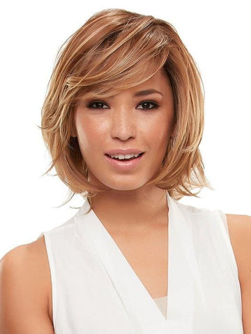 Short Bob with Layers | Color: FS26/31S6- Salted Caramel