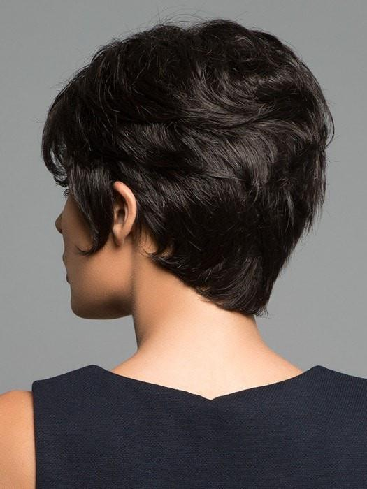 Soft body with a tapered neckline