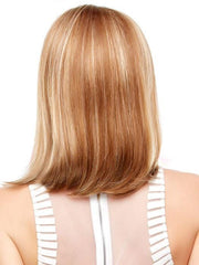 Tapered ends with subtle layers create an even length with softness