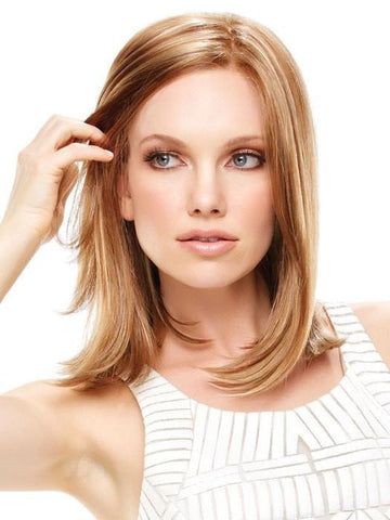 The SmartLace™ front and monofilament cap allow multidirectional styling for a super natural look