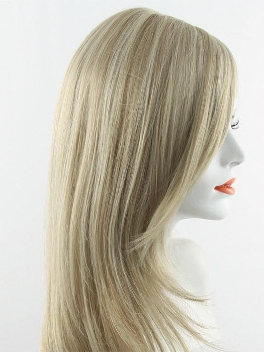 27RH613 | Medium Red-Gold Blonde with 33% Pale Natural Gold Blonde Highlights