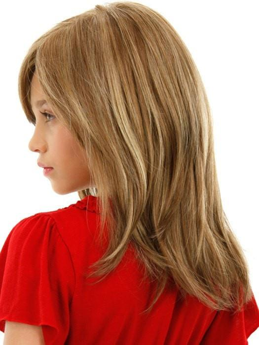Creates the illusion of natural hair growth at the crown where the hair is parted
