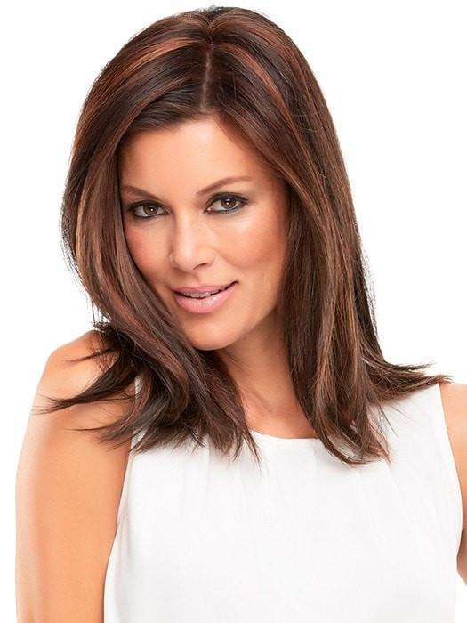 "TOP STYLE 12"" Toppiece by Jon Renau in FS4/33/30A 