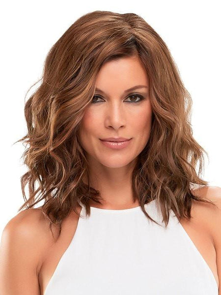 Top Wave 12 Quot By Jon Renau Topper Wigs Com The Wig Experts