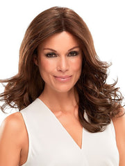 SmartLace™ Front- Virtually undetectable sheer lace front | Color: 6/33