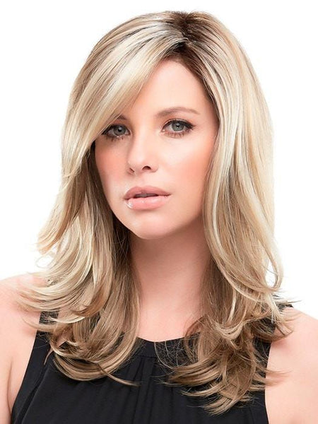 Blonde Human Hair Wig, Jon Renau Wigs, Layered Wigs