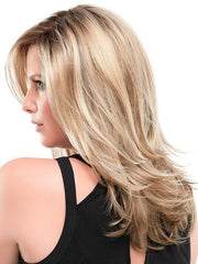 Synthetic Wig: Ready-to-wear, pre-styled and designed to look and feel like natural hair