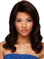 Jon Renau SIENNA EXCLUSIVE in 4RN DARKEST BROWN |  Human Hair Renau Natural
