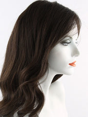 4RN BROWNIE FINALE NATURAL | Darkest Brown (Human Hair Renau Natural*)