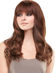 A monofilament section at the front gives you the appearance of your own natural scalp