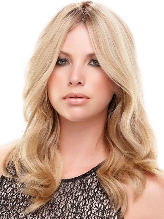 "EASIPART HUMAN HAIR 12"" is part of the Top Piece Collection by easihair"