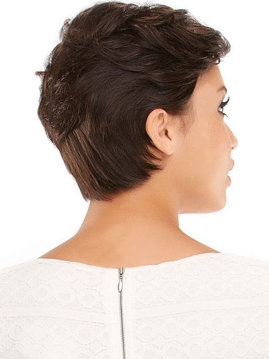 Tapered neckline | Exclusive Color: 4RN