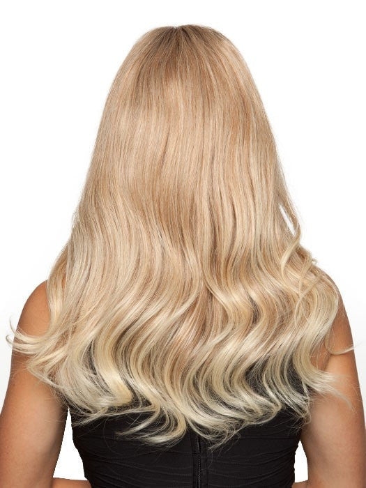 Long and luxurious with 100% Remy human hair wig